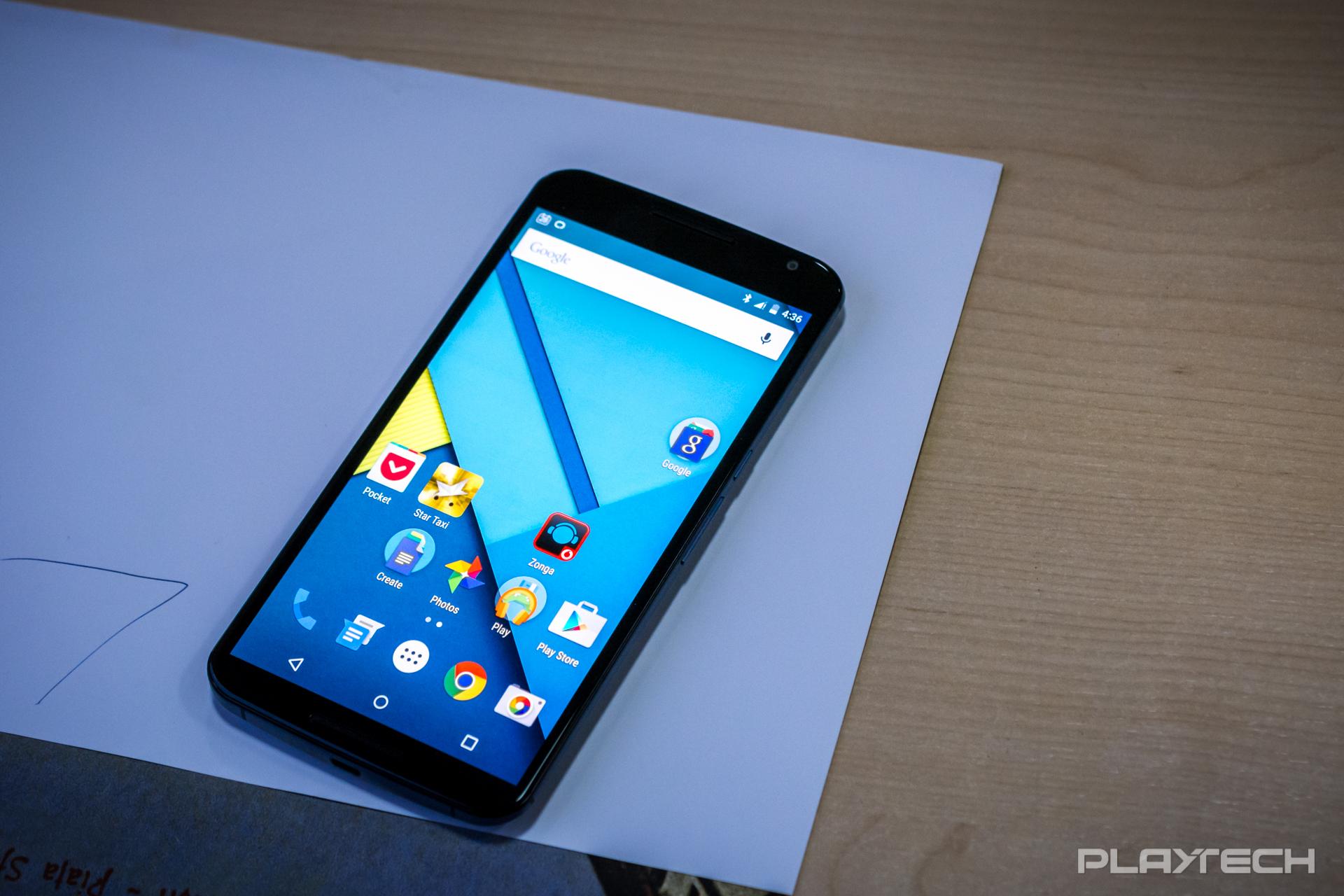 Nexus 6 este mai rezistent la apă decât se aştepta cineva [VIDEO]