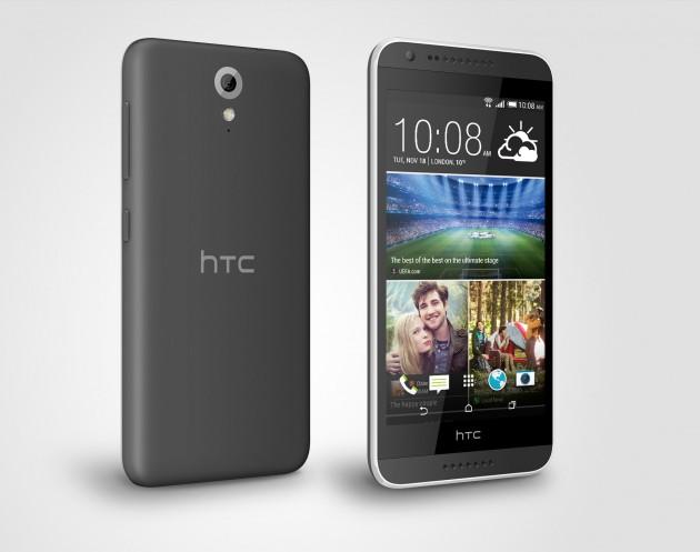 HTC Desire 620_PerRight_TuxedoGray