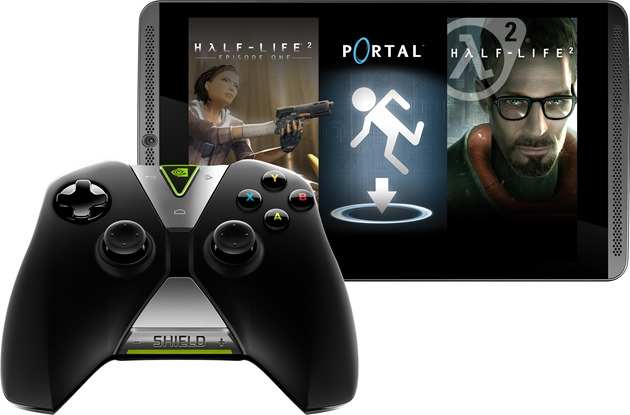 Half Life 2 episode 1 nvidia shield