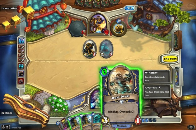 Hearthstone Android lansare