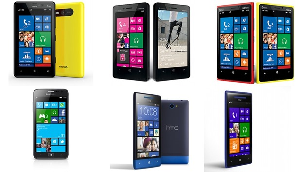Huawei WIndows Phone Smartphone