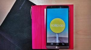 Cel mai bun telefon al anului 2014: LG G3