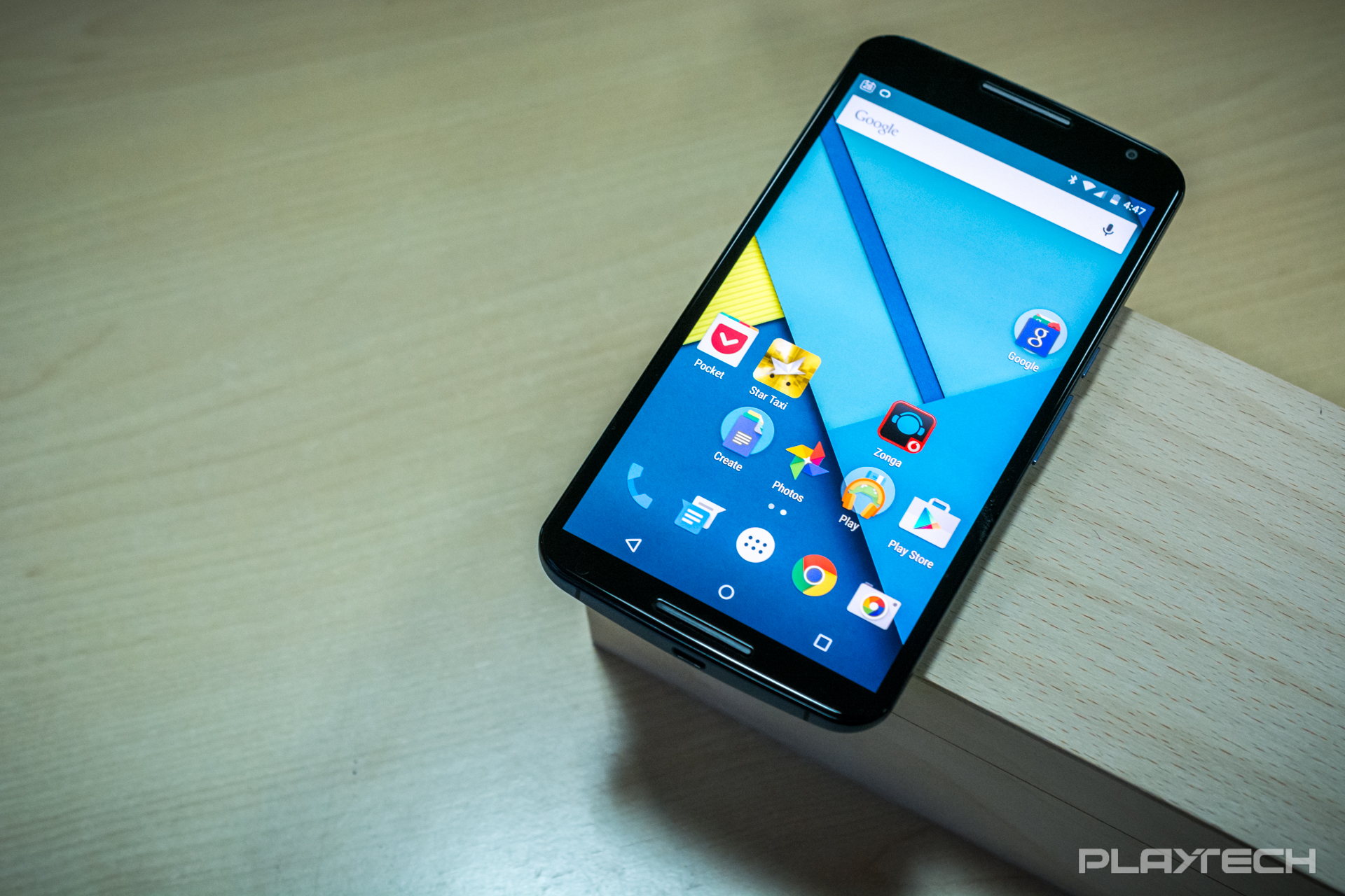 Motorola Nexus 6 in review Playtech (16)