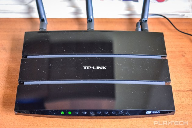 Router wireless TP-Link Archer C5 review Playtech (2)