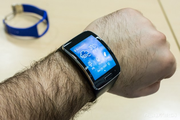 Samsung Gear S review Playtech-0142