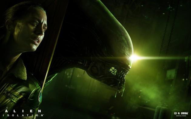 Top jocuri 2014 Alien Isolation
