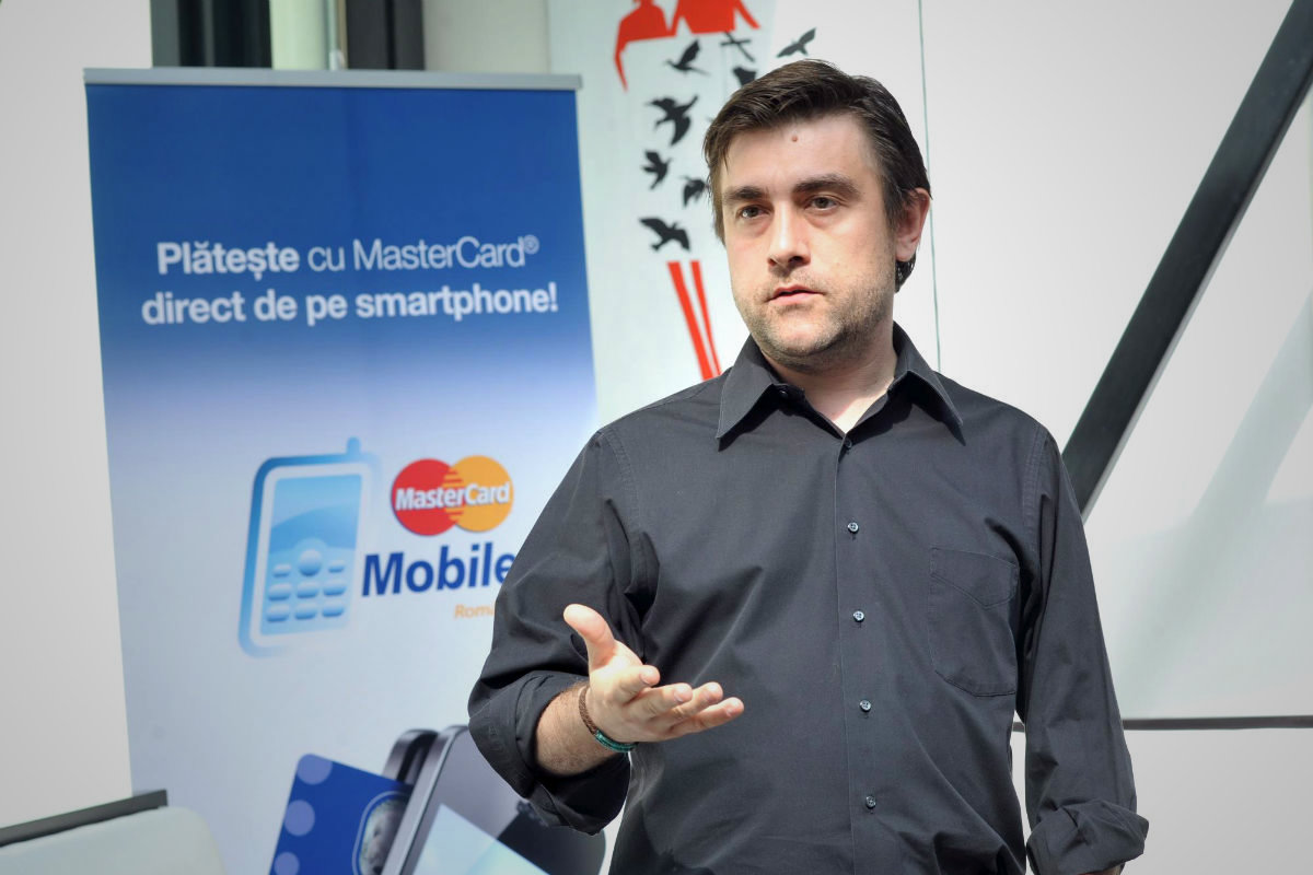 Antonio Eram, director Netopia: Revoluția în tehnologie înseamnă că poți da peste cap orice