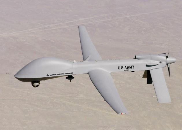 drona armata sua
