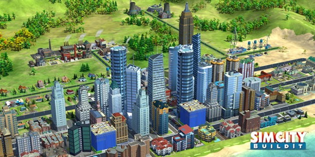 ea electronic arts simcity-buildit
