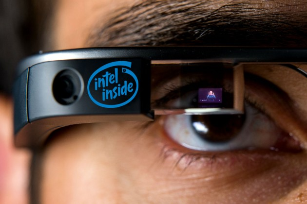 google glass intel