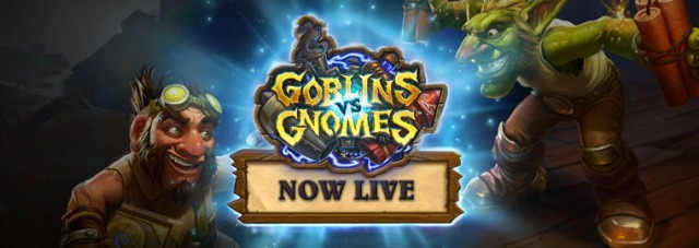 Hearthstone Goblins vs Gnomes este lansat oficial [VIDEO]