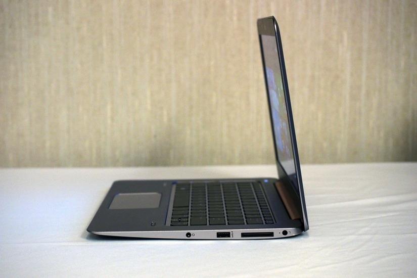 HP EliteBook Folio 1020 este subţirel şi puternic, dar nu ai parte de el până în 2015