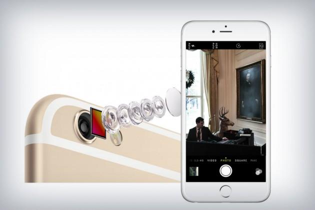 iphone 6 plus camera playtech