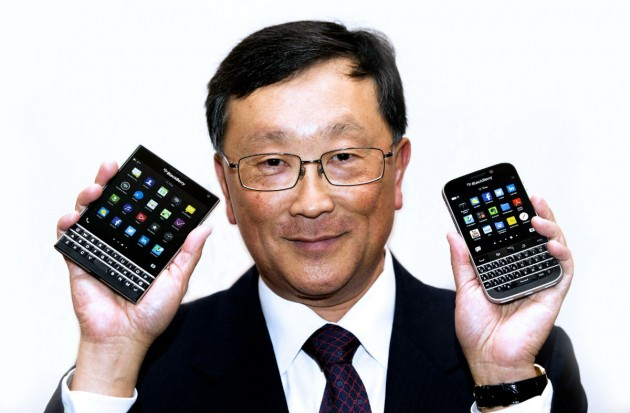 john chen director blackberry cu passport si classic