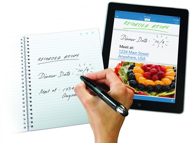 smartpen livescribe3_notebook