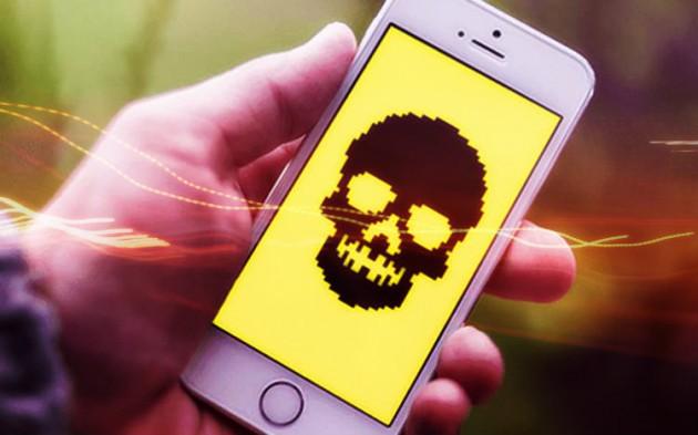 virusi 2015 smartphone IOS Android