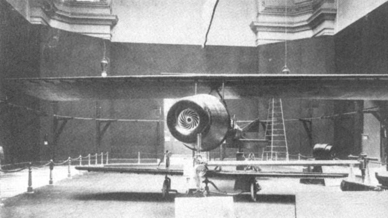 Avionul lui Henri Coanda