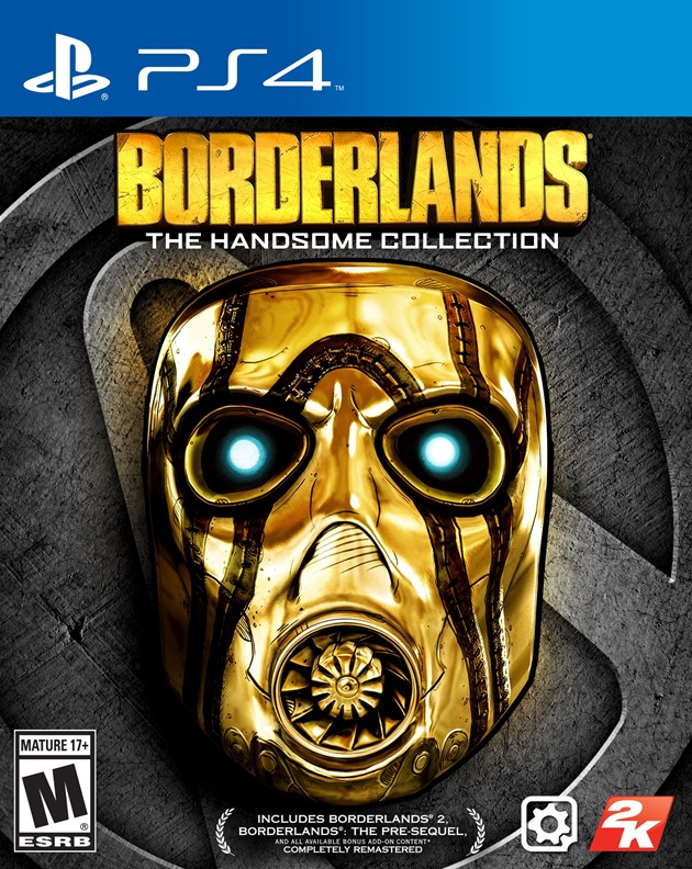 Borderlands HD PS4 Xbox ONe