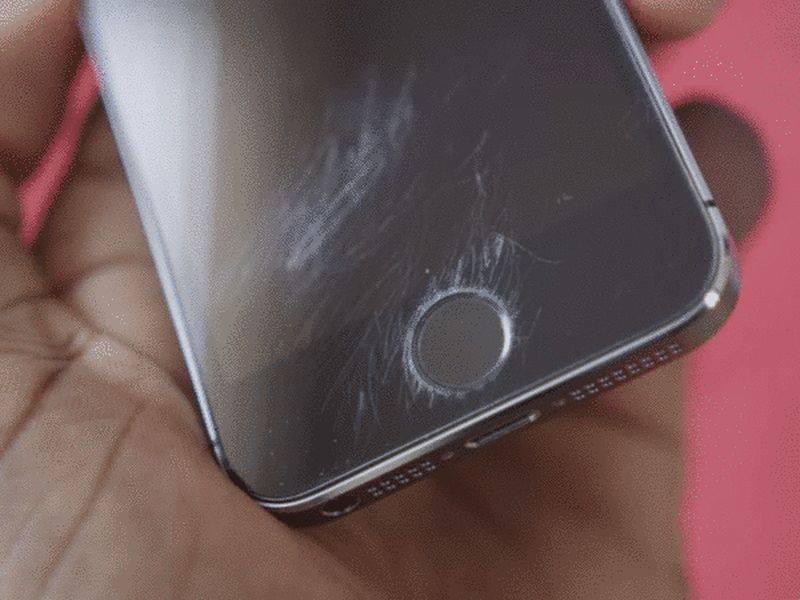Cum elimini zgarieturile de pe ecran telefon tableta