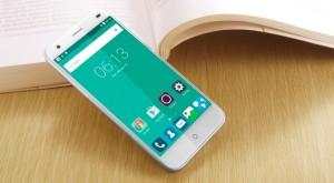ZTE Blade S6 este un nou smartphone frumos și deştept, care seamănă cu iPhone 6