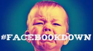 iRaportul: 10 lucruri pe care le-am făcut când a căzut Facebook