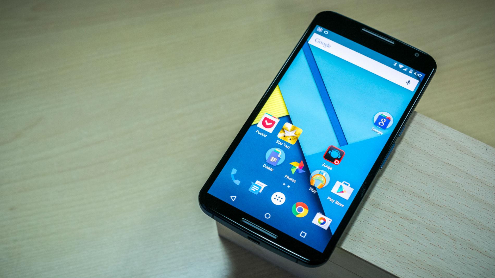 android nexus 6
