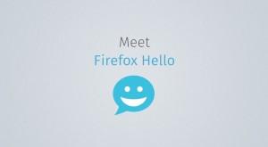 Noua versiune de Firefox te lasă să comunici instant prin chat video