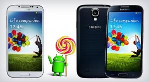 Cum va arăta Android 5.0 Lollipop pe Samsung Galaxy S4