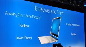 CES 2015 – Intel lansează oficial Broadwell, noua generație pentru autonomie cât mai mare