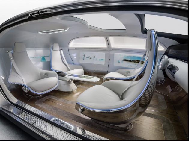 masina autonoma mercedes 3