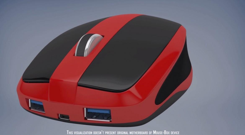 """Ăsta-i """"șoricel"""" cu două fețe: e și mouse, și calculator de fițe"""