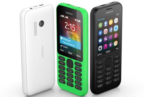 nokia microsoft lumia 215