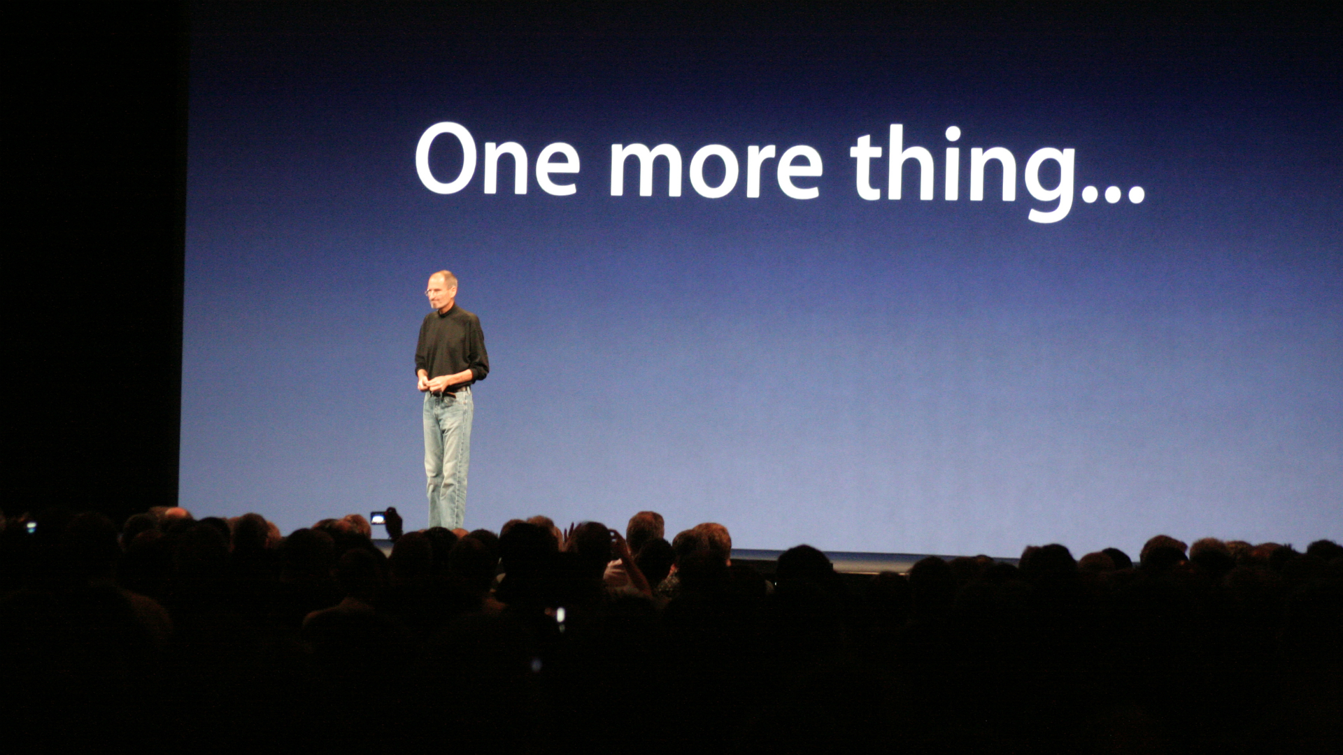 steve jobs apple one more thing 1