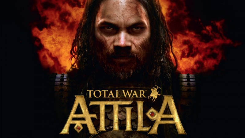 total war attila cover