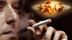 Țigările electronice dăunează grav siguranței: Ce a pățit un fumător în America