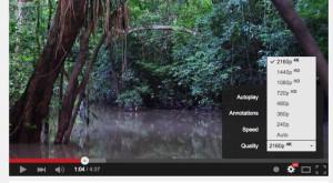 YouTube îți permite, în sfârşit, să cauți mai ușor videoclipuri 4K Ultra HD de cea mai bună calitate