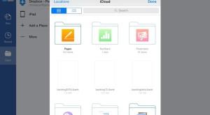 Microsoft Office pentru iOS devine compatibil cu iCloud şi alte servicii de stocare