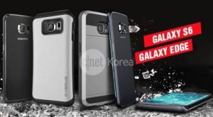 Samsung Galaxy S6 şi Galaxy S Edge apar în noi imagini neoficiale