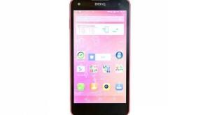 MWC 2015 – BenQ pregăteşte un smartphone premium pentru China