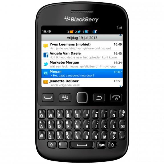 blackberry 9720 cele mai bune telefoane cu tastatura qwerty