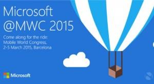 Microsoft îşi anunţă prezenţa la MWC cu planuri mari