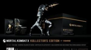 Mortal Kombat X Kollector's Edition este dedicat fanilor cu buzunare adânci [VIDEO]