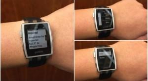 Pebble se modernizează și suportă notificări Android Wear