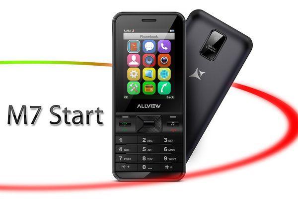 telefon pentru seniori allview m7 start
