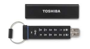 Toshiba vrea ca datele tale să fie în siguranță și a lansat stick USB special