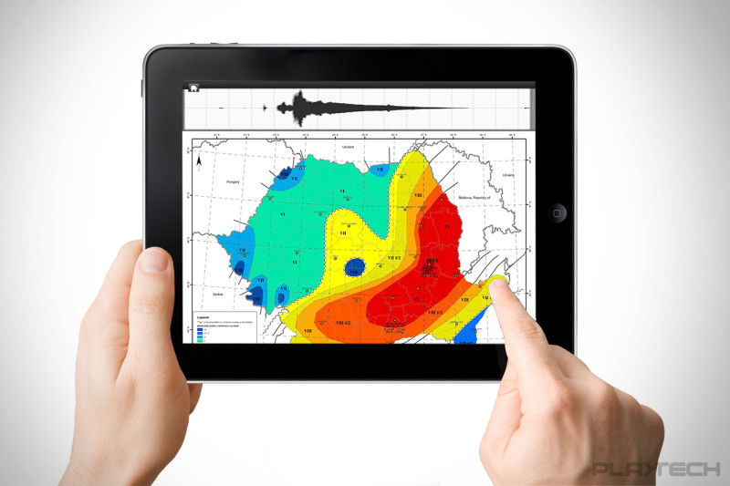 Alerta in caz de cutremur Aplicatiile care te pot proteja in timpul unui seism