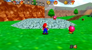 Super Mario 64 HD disponibil în browser îți va trezi nostalgia [VIDEO]