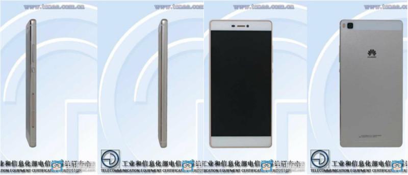 Huawei P8 lansare pe 15 aprilie