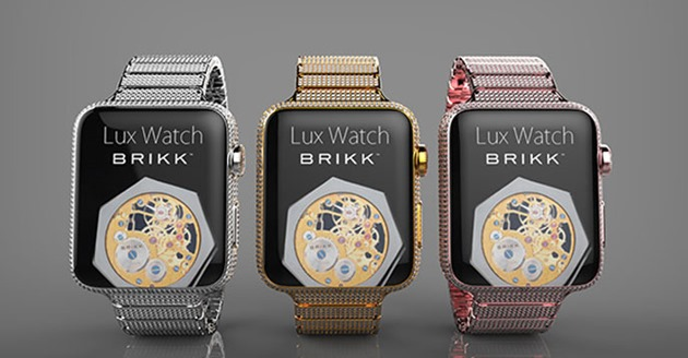 apple watch Lux Watch Brikk Omni 1