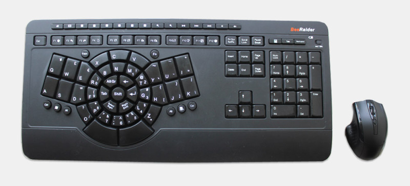 beeraider tastatura